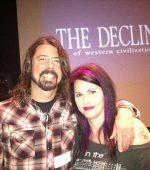 DVD Producer Anna Fox and Dave